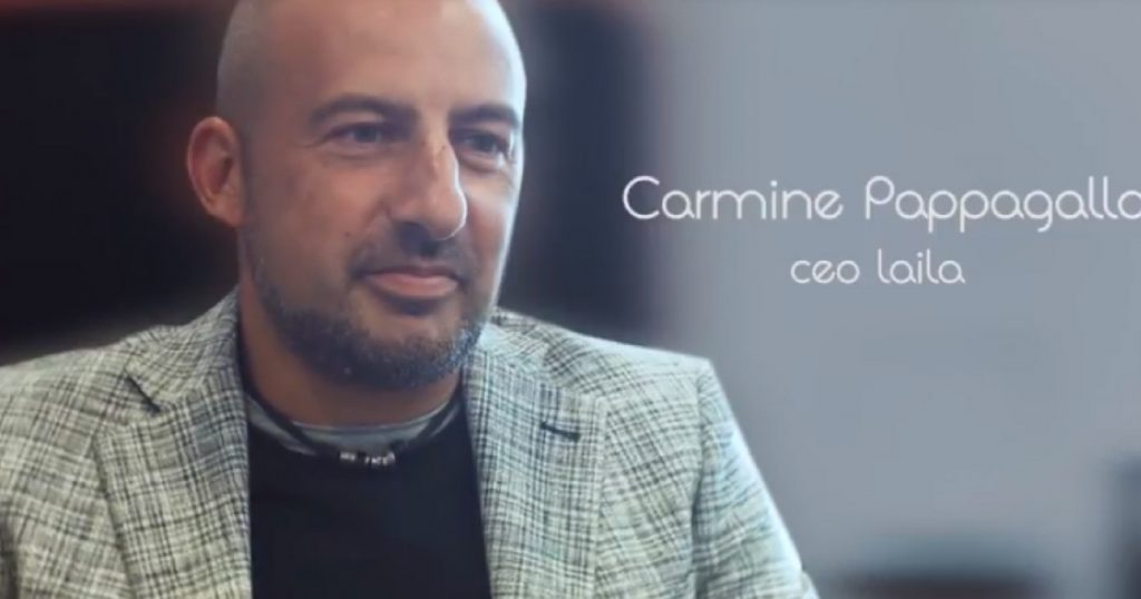 Carmine Pappagallo Ceo Laila