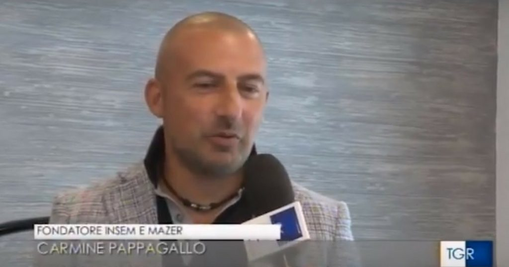 Carmine Pappagallo, presidente Insem