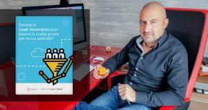 Lead generation: la guida gratis per catturare clienti online