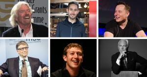 rasi celebri imprenditori famosi citazioni