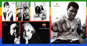 Think Different Apple storia