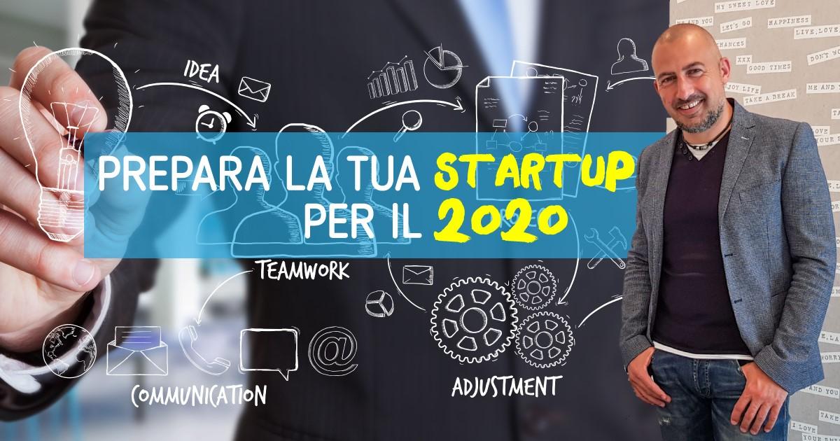 prepara la tua startup per il 2020
