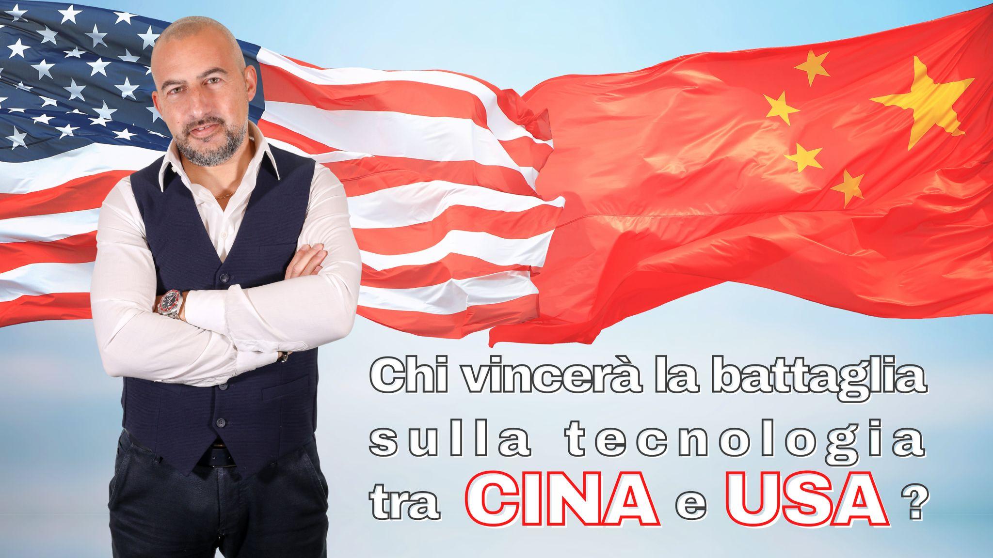 Chi vincerà la sfida tecnologica tra Usa e Cina?